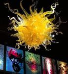 豪华艺术玻璃灯