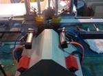 太阳能边框45度角切割机