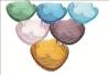 彩色玻璃制品玻璃碗、盘、碟等