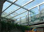 钢化夹胶阳光雨棚玻璃