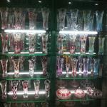 各类玻璃花瓶,定制花瓶
