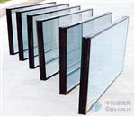 6+12A+6low-e中空幕墙钢化玻璃