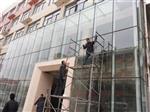 15毫米展厅幕墙玻璃