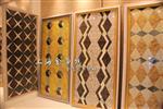 金箔艺术玻璃拼镜厂家