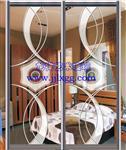 中国艺术玻璃移门制作与技术培训