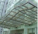 内蒙古雨棚玻璃