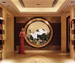 永州艺术背景墙