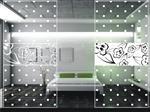 设计玻璃背景墙专业