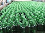 河北、徐水地区玻璃瓶、100毫升二锅头绿瓶