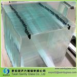 斜边钢化玻璃