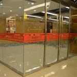 天津南开区玻璃门维修