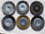 厂家供应钢丝压片式钢丝轮