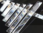 水晶三角条磨边机