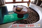 高透明防滑钢化玻璃地板价格