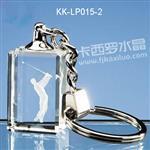 供应福州卡西罗水晶钥匙扣纪念品