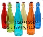 玻璃瓶果汁瓶