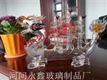 龙舟帆船工艺酒瓶