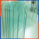 5mm弯钢化玻璃