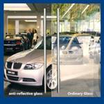 汽车厅无反射玻璃