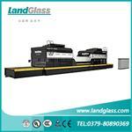 LD-BEJ强制对流弯弯双向钢化炉