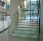 防滑玻璃砖