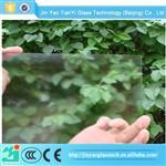 防眩玻璃 酸洗玻璃  蚀刻玻璃 油砂玻璃
