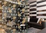 广东艺术玻璃背景墙