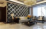 JH-1528 沙发背景墙玻璃拼镜高端时尚之选
