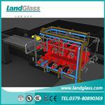玻璃钢化炉|兰迪钢化设备