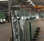 斯巴鲁19mm吊挂幕墙钢化玻璃