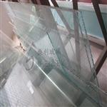进口透明夹铁丝玻璃