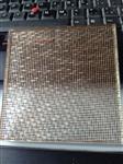 PVB铜网夹胶