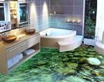 彩釉玻璃卫浴
