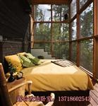 阳台和封露台用烤漆钢结构焊接最坚固