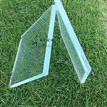 高透小圆点防滑玻璃