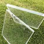 高强度防滑玻璃地板