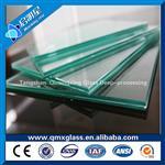 6+6钢化夹胶玻璃