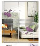 沙河铂金 冰花系列工艺玻璃