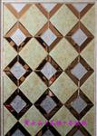 仿石材微晶系列背景墙拼镜
