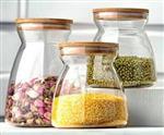 玻璃储存罐