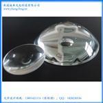 工矿灯玻璃透镜加工