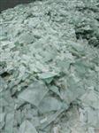 无钢化碎玻璃