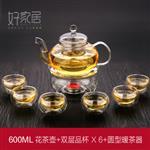 高硼硅玻璃茶具