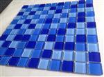 游泳池水晶玻璃马赛克厂家