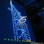 广东发光玻璃幕墙