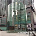 19mm超白弯钢大版玻璃