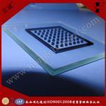 玻璃标定板/机器视觉校正标定块加工