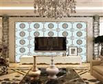 彩釉背景墙玻璃
