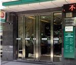 银行防弹防火玻璃