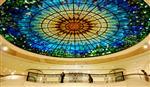 欧式钢化中空彩色玻璃酒店